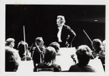 [Professor Robert Gerle and orchestra]