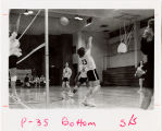 [Girls Volleyball Game Fall 1972]