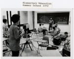 Elementary Education Summer School 1972