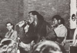 Otis Redding performing at Spring Week