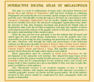 Digital Atlas of Megalopolis