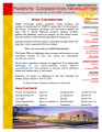 Parents' Connection Newsletter (Summer Orientation 2010)