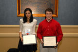 [EB 2010, Undergraduate Student Poster Presentation Award Recipients]