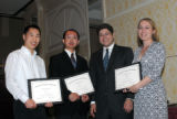 [EB 2007, Langman Graduate Award Recipients]