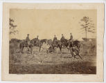 [Officers of the  Signal Corps Army of Potomac]