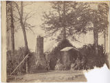 [Camp architecture, Brandy Station, Virginia]
