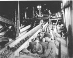 North Ashland Colliery. Breaker Boys at work