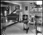 [Piano in living room]