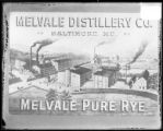 [Melvale Distillery Co. advertisement]