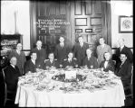 Officers & Board, Bal-Mar Bldg. & Loan Assn. 10th Anniversary, Jan. 1927.