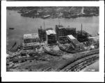 [American Sugar Refining Co. refinery construction, Baltimore]