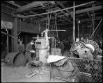 [Bethlehem Shipbuilding Corporation engine room]