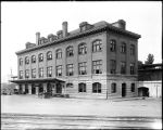 [Cumberland railroad station]