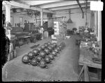 [Interior view of Rosenfeld Manufacturing Co.]