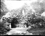 [Our Lady of Lourdes Grotto at Saint Francis Xavier School for the Deaf]