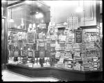 [F. W. Woolworth Co. window display]