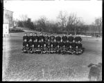 [Group portrait of Mount Saint Joseph football team]