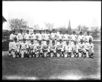 [Group portrait of Syracuse Stars baseball team]