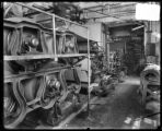 [Interior of a factory]