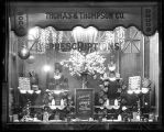 [Display window of Thomas & Thompson Co.]