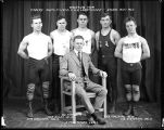 Wrestling team winners, South Atlantic A.A.U. championship, season 1922-1923