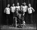 Baltimore YMCA Wrestling Team, winners South Atlantic AAU championship, season 1921-1922