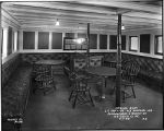 SS Hamilton - Old Dominion Line, smoking room