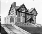 [E. Ottenheimer residence on Lake Drive]