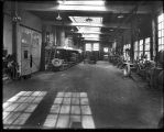[Interior of tire factory]