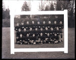 [Group portrait of Mount Saint Joseph's football team]