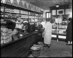 [Interior of general store]
