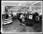 [Women's clothing in department store]