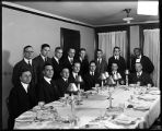 [Central Fire Insurance Company dinner at Emerson Hotel]