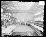 [Philip Kell Company, interior showing crane]