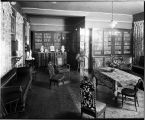 [Drawing room at Baltimore Academy of the Visitation]