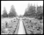 [Landscaped gardens at residence of Mrs. Bruce Cotton]