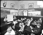 [Classroom in Boys' Latin School, Baltimore]