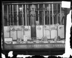 [Display window of Baltimore Electrical Supply Co.]