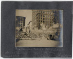Baltimore and St. Paul Street Herald Building, Court House, Calvert Building, C & P Telephone...