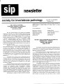 SIP Newsletter (Volume 23, Number 1)