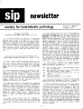 SIP Newsletter (Volume 15, Number 4)