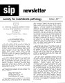 SIP Newsletter (Volume 17, Number 3)