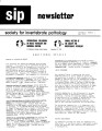 SIP Newsletter (Volume 5, Number 2)