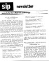 SIP Newsletter (Volume 21, Number 2)