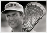 [UMBC lacrosse coach Don Zimmerman, 1993]