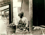 Vegetable Seller