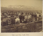 Salt Lake CIty, East Side